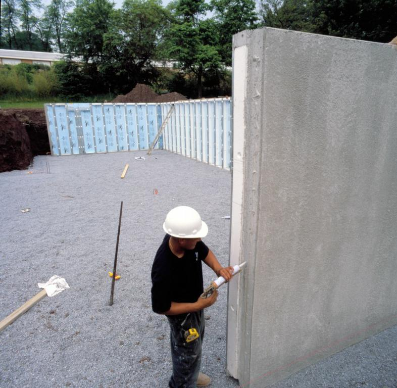 Image 24 from superior walls by collier foundation systems for Superior wall foundation
