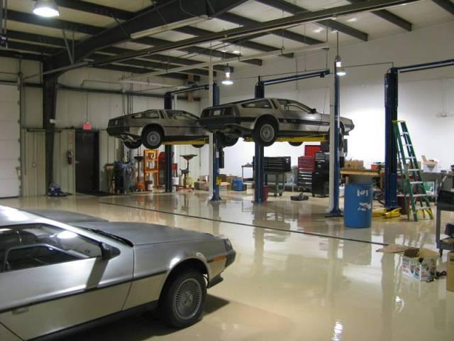 Delorean Motor Company Midwest Crystal Lake Il 60014