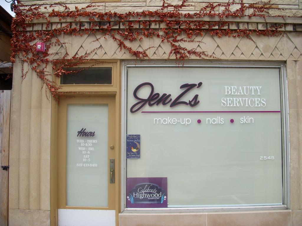 Jen Zs Beauty Services Highland Park Il 60035 847 433 8401