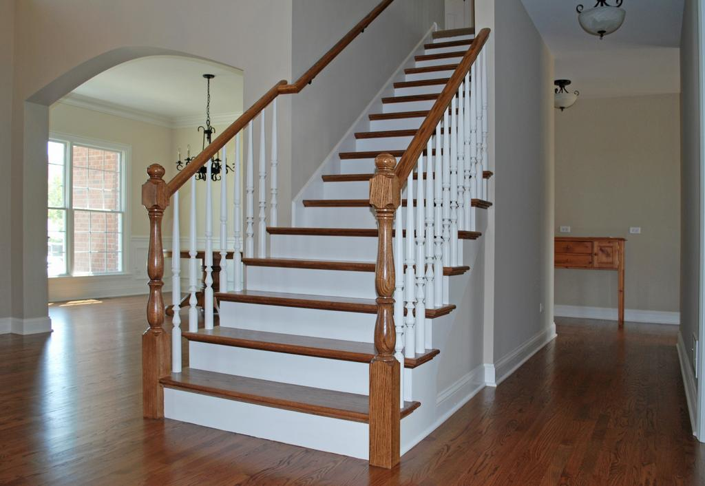 6 Amazing Colonial Staircase Design House Plans 3666