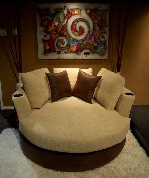 cuddle couch by stargate cinema inc