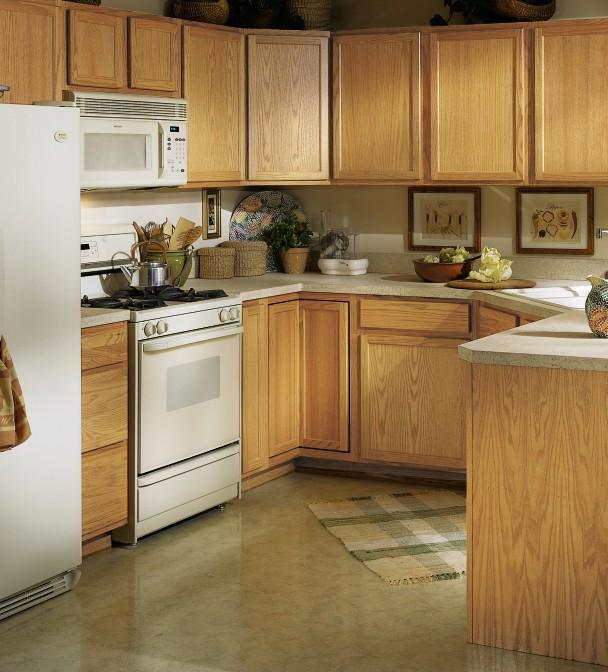 Contractor's Choice  Hammond  in wheat by Cabinet Quest Design