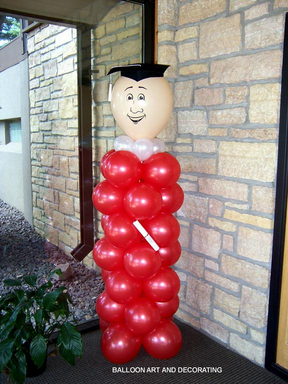 GRADUATION from Balloon Art & Decorating in Mapleton, MN 56065