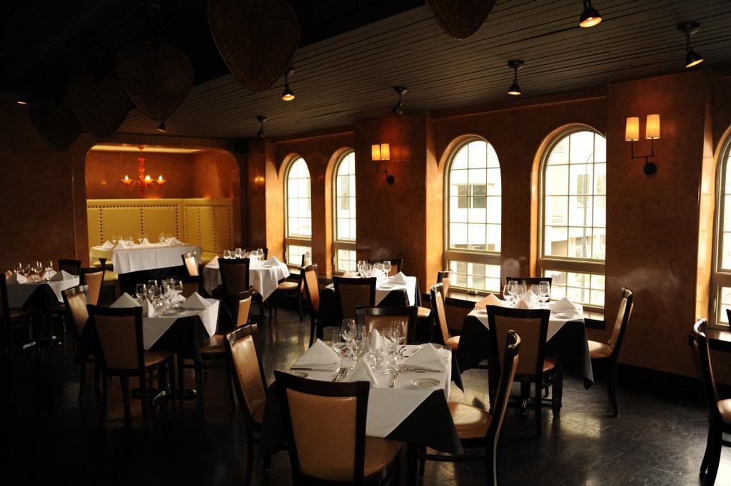 Giovanni restaurant from cke interior design in nashville for Interior design nashville