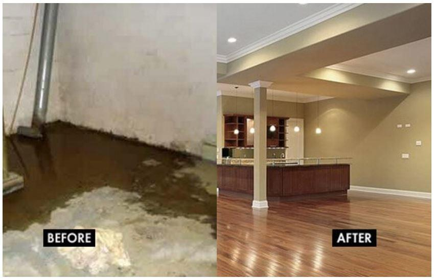 basement waterproofing by the basement doctor