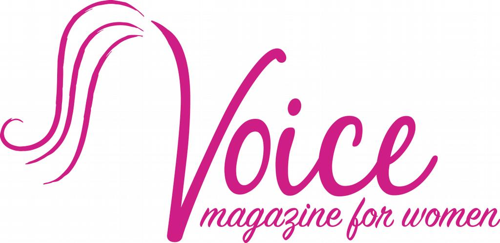 Woman Magazine Logo Voice Magazine For Women