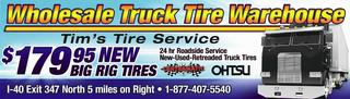 Tim's Tires And Service - Harriman, TN