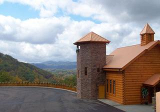 Angels View Wedding Chapel - Sevierville, TN