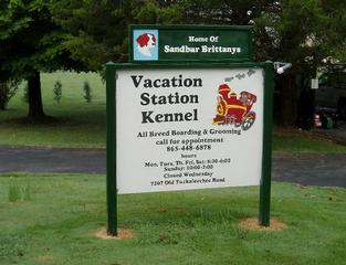 Vacation Station Kennel - Townsend, TN
