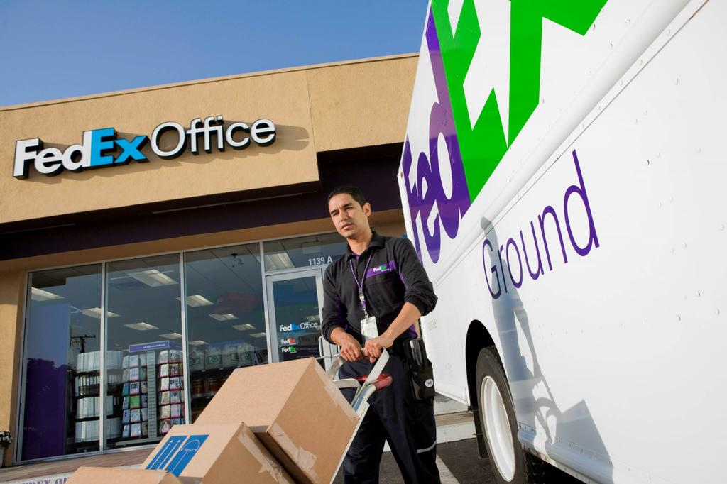 Fedex Home Office Hours