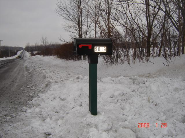 Plow Proof Mailbox Systems Madison Oh 44057 440 983 1554