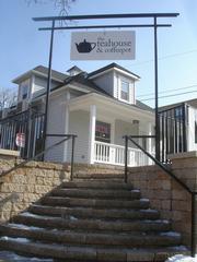 Teahouse & Coffee Pot - Kansas City, MO