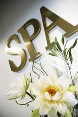 Spa Sign