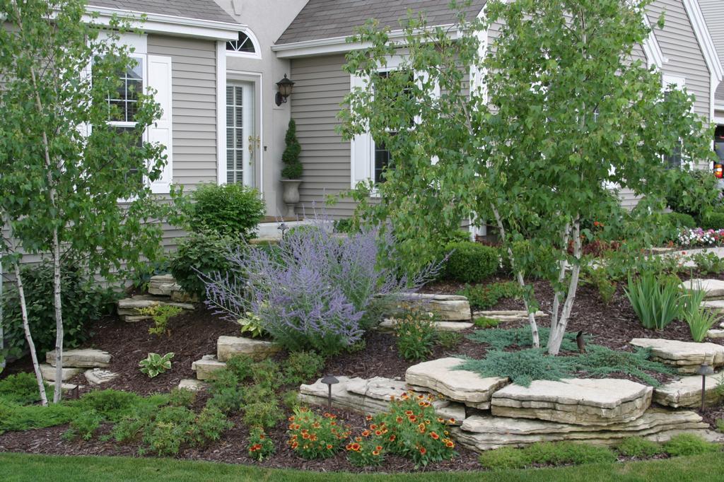 yard design ideas furthermore front yard curb appeal on yard berm
