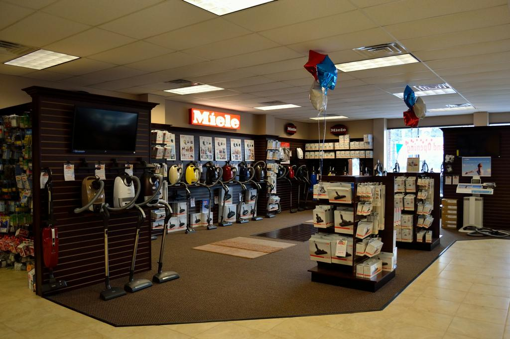 Full Line Of Miele Vacuums From Banks Vacuum Superstores