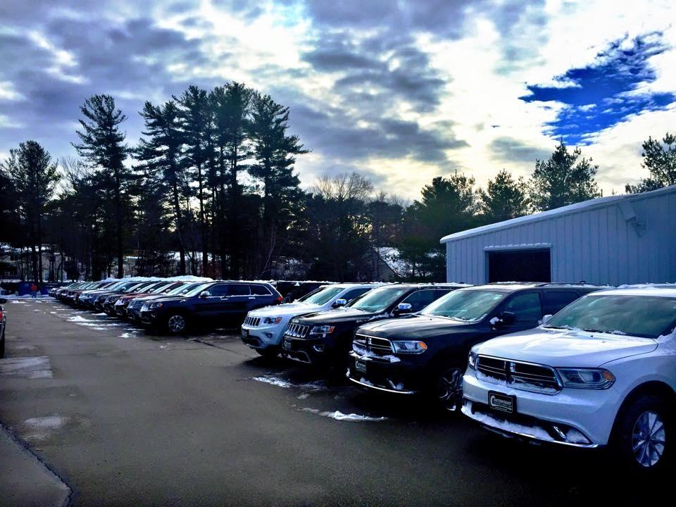 Chrysler Dodge Jeep Ram Dealer In Milford Nashua