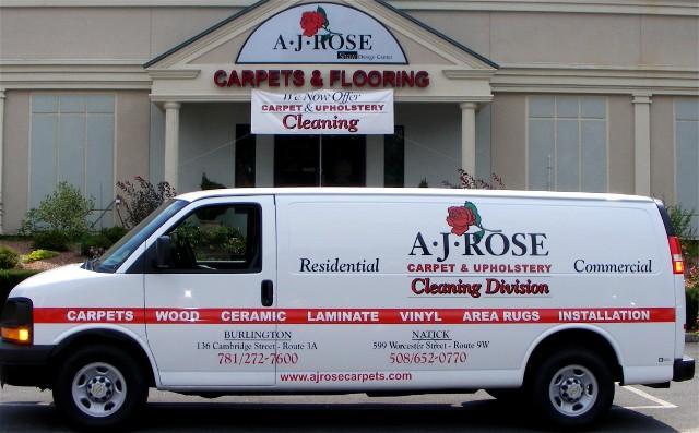 Aj Rose Carpets Amp Flooring Burlington Ma 01803 781 272
