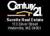 Century 21 Surette Real Estate - Waterville, ME