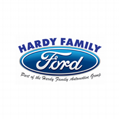 Hardy Family Ford Logo From Hardy Family Ford In Dallas