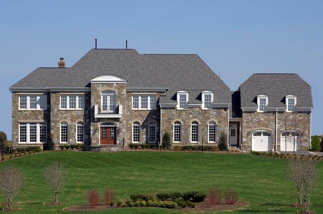 Home Front Elevation Stone : The buckingham stone front elevation g from equity