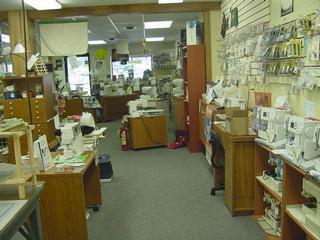 Sanford Sewing Machines - Sanford, ME