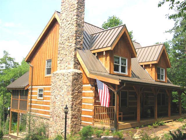 Virginia Appalachian Log Homes Inc Farmville Va 23901