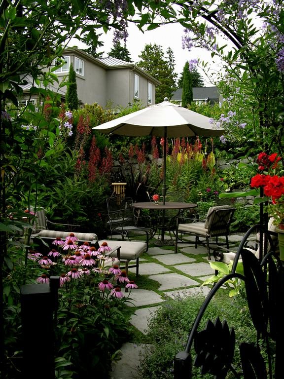 Picture: Small Courtyard & Garden provided by MacQueen Design ...