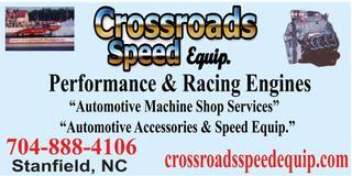 Crossroads Speed Equipment - Stanfield, NC