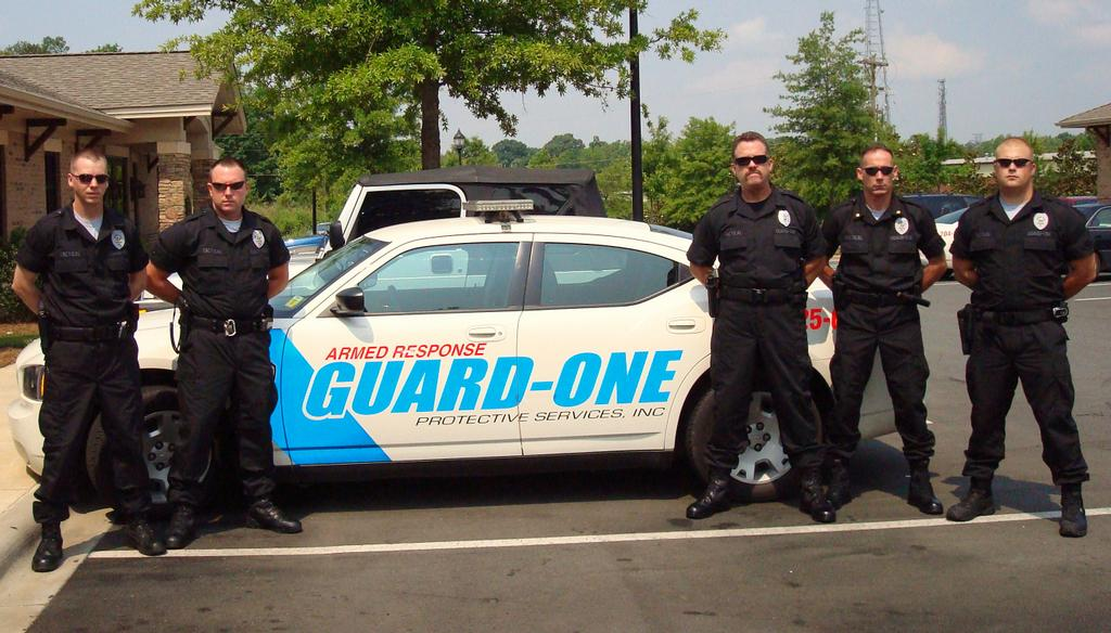 Guard One Protective Services Charlotte Nc 28209 704