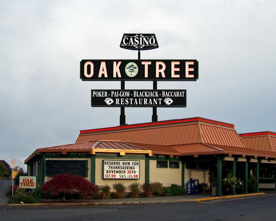 Oaktree casino woodland wa