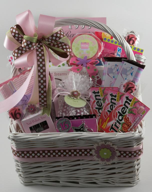 By Gift Baskets Melissa