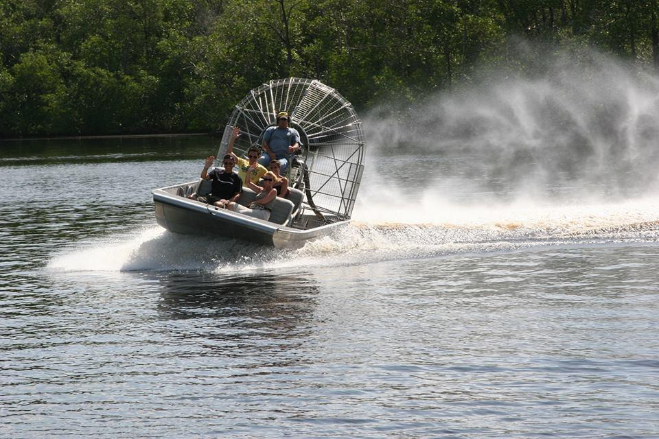 Everglades city airboat tours coupons