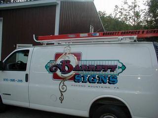 Barrett Signs - Mountainhome, PA