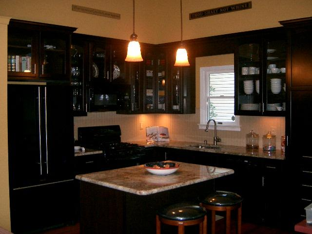 Kitchen Design Wall Colors wall color and new kitchen design from cooper barbara in