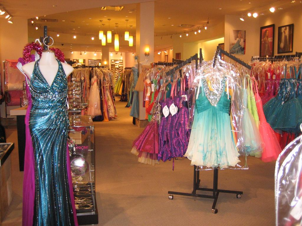 King Of Prussia Mall - Prom Dresses 35