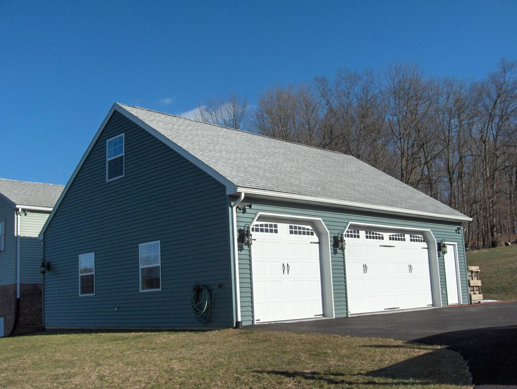 30x36 Attic Truss Garage From Garages N More Inc In