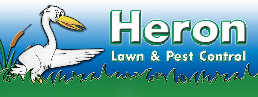 Best Heron Logo Blue New