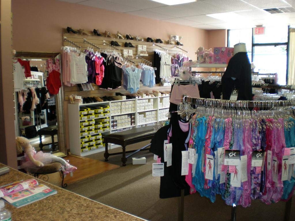 Pictures For The Dancers Closet In Nashua Nh 03060 Dance