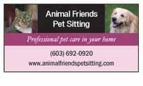 Animal Friends Pet Sitting Llc - Homestead Business Directory