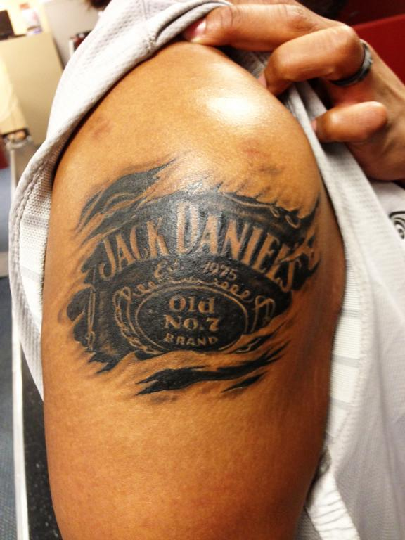 Jack Daniels By Chicago Ink Tattoo And Body Piercing