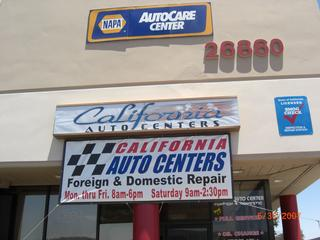 Napa Auto Care Center - Murrieta, CA