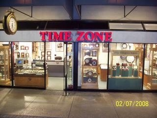Time Zone - La Mesa, CA