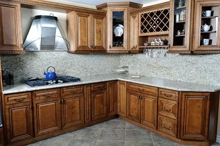 Pictures for apex kitchen cabinet and granite countertops for Apex kitchen cabinets