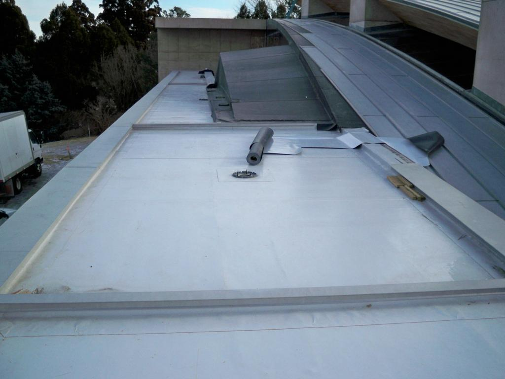 Sarnafeld Flat Pvc Roof From Nill Contracting Roofing And
