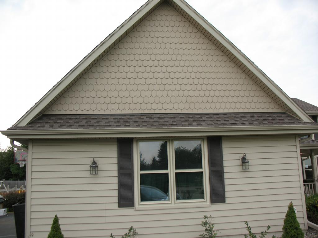 Shake Siding After From Pro Tech Renovations Llc In