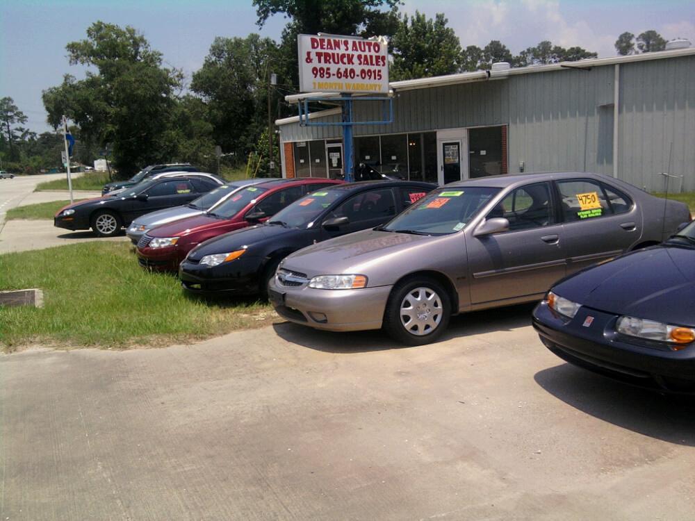 Car Dealers Near Slidell La