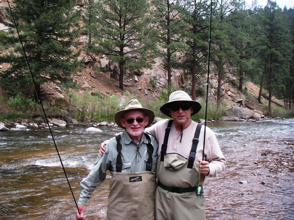 Colorado trout hunters fly fishing guides morrison co for Denver fly fishing guides
