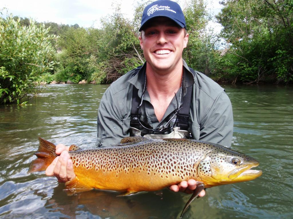 how to be a fly fishing guide