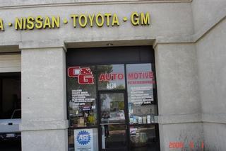 C & G Auto - Cypress, CA