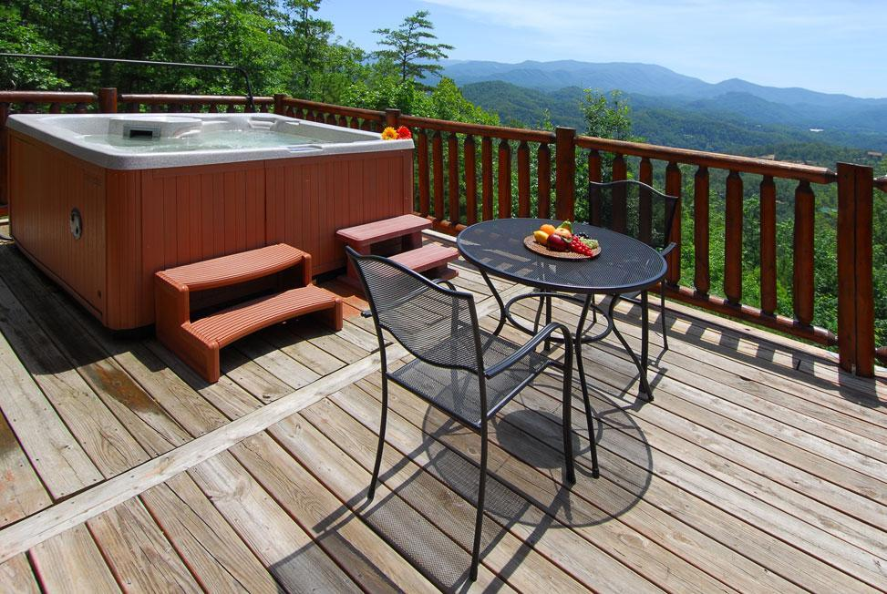 Timber tops luxury cabin rentals sevierville tn 37876 for Timber tops cabins gatlinburg